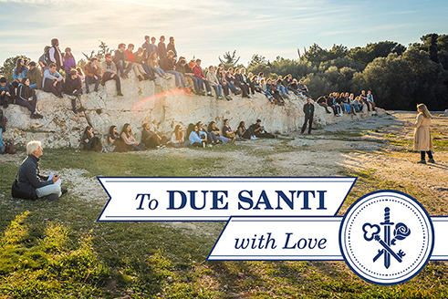 Due Santi With Love