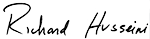 Richard Husseini Signature