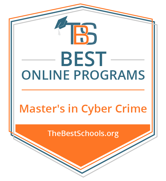 The 50 Best Online Master's in Cybercrime Programs