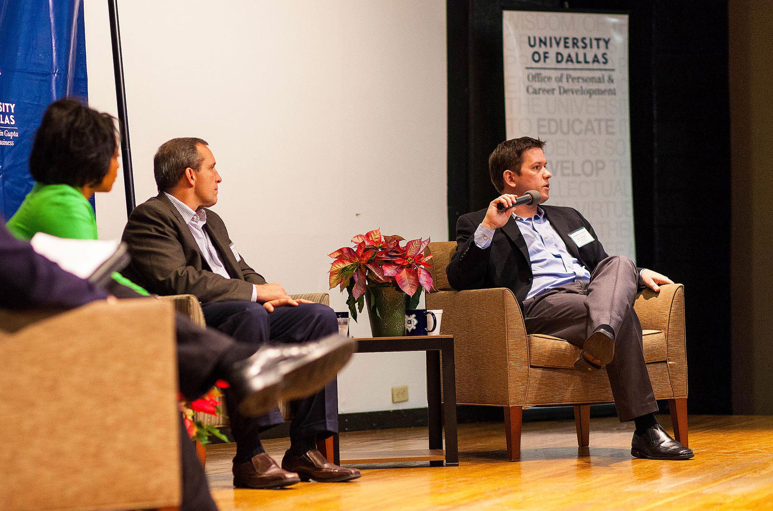 Panel Event at the University of Dallas