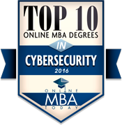 Top 10 Online MBA in Cybersecurity