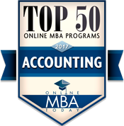 Top 50 Online MBA Programs Accounting 2017