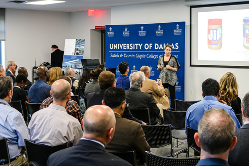 University of Dallas College of Business Event