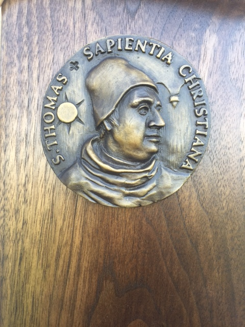 Aquinas Medallion