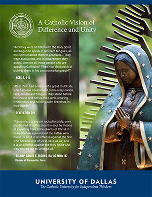 Catholic Vision of Difference & Unity