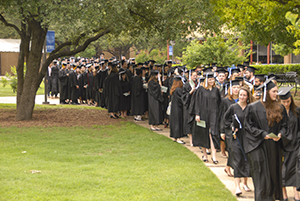 Class of 2015 Honored at Convocation