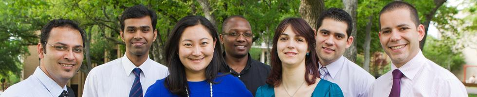 University of Dallas International Students