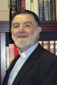 Rev. Pat Madden, Ph.D.