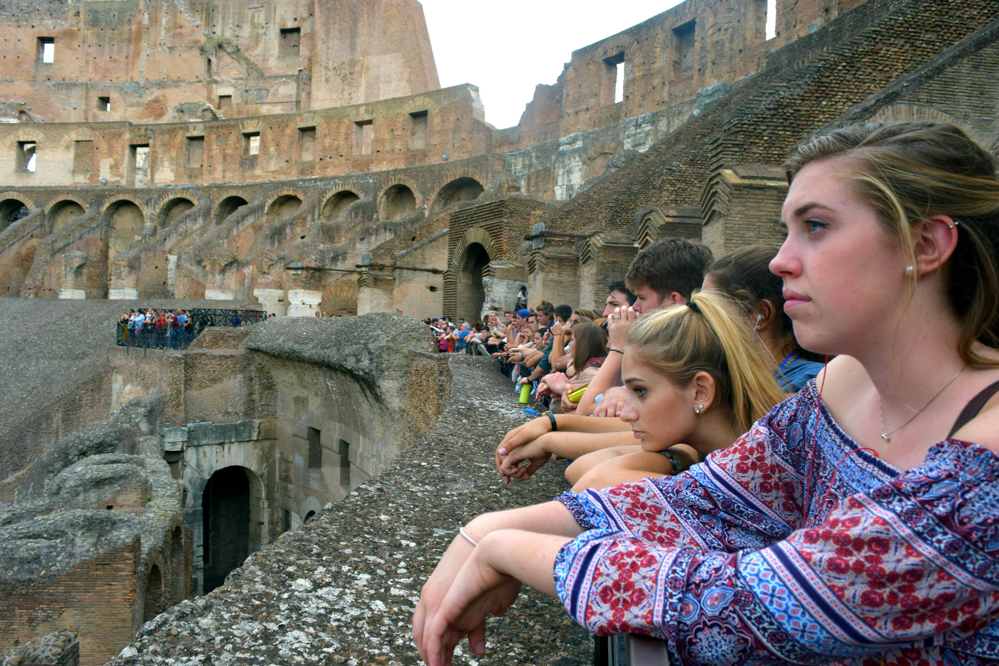 Art & Architecture Site Visit to the Roman Forum & Colosseum