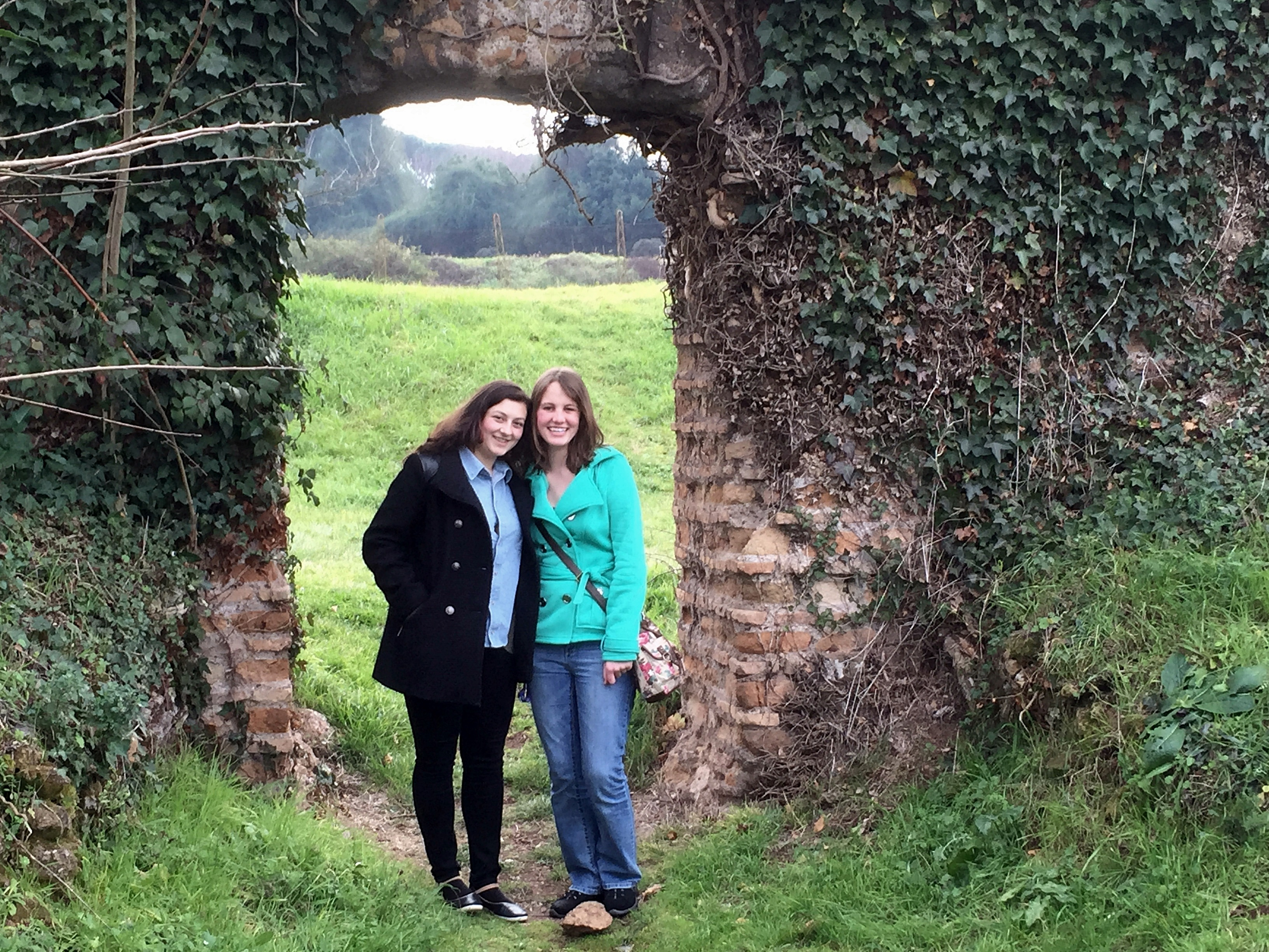 Catacombs Excursion and Evening Wine Tasting: January 23, 2016