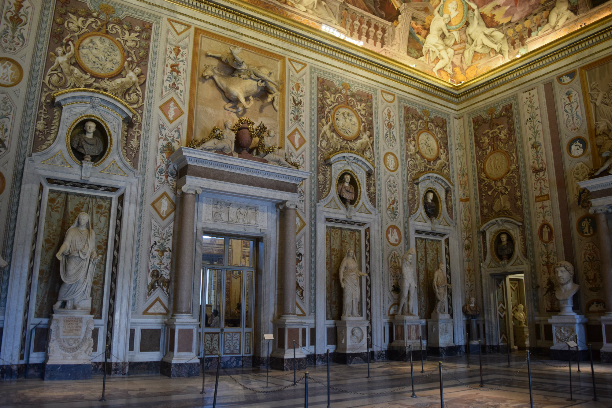 Art & Architecture Site Visit to the Galleria Borghese