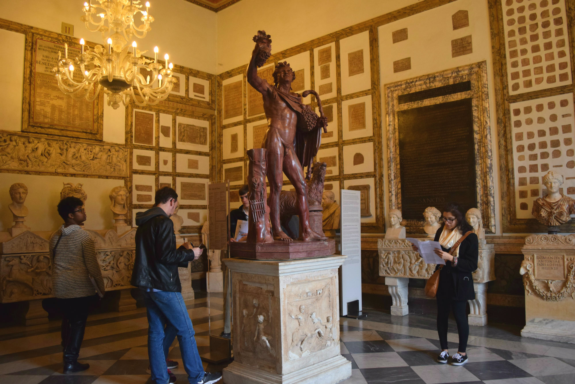 Art & Architecture Site Visit to the Capitoline Museum
