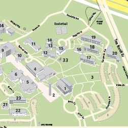 St Anselm Campus Map.1845 E Northgate Dr Irving Tx 75062 972 721 5000 Udallas Edu